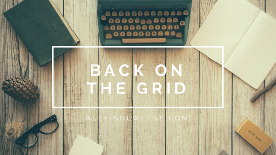 Back on the Grid title (1)